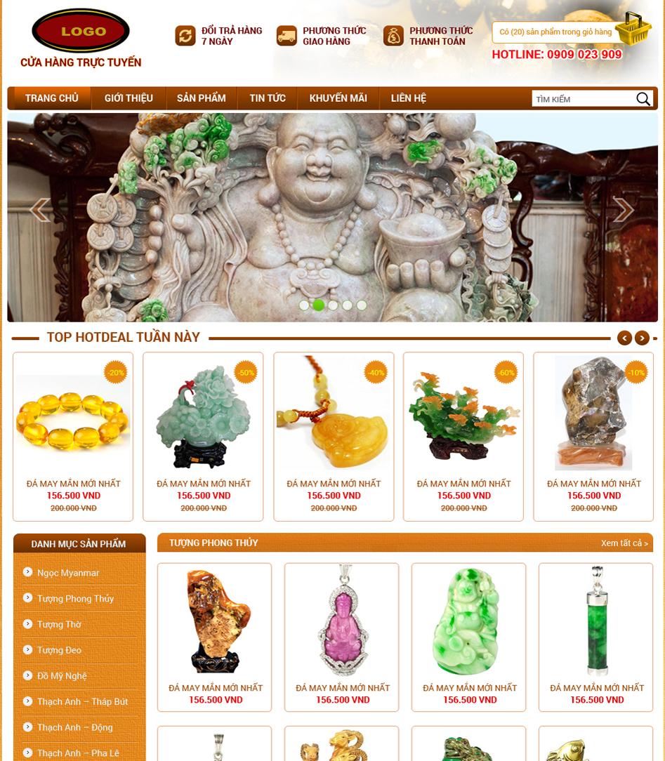 website bán hàng2