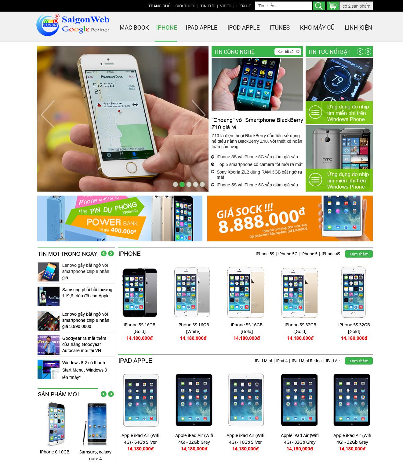 website bán hàng26