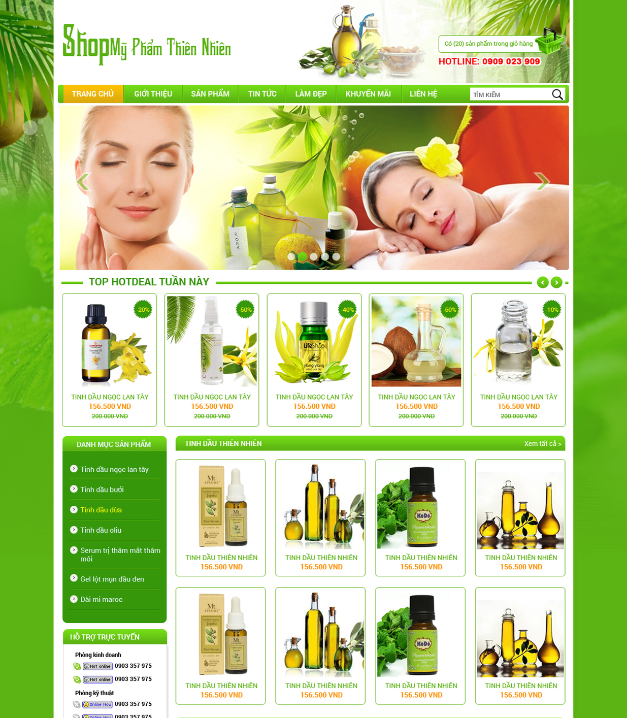 website bán hàng28