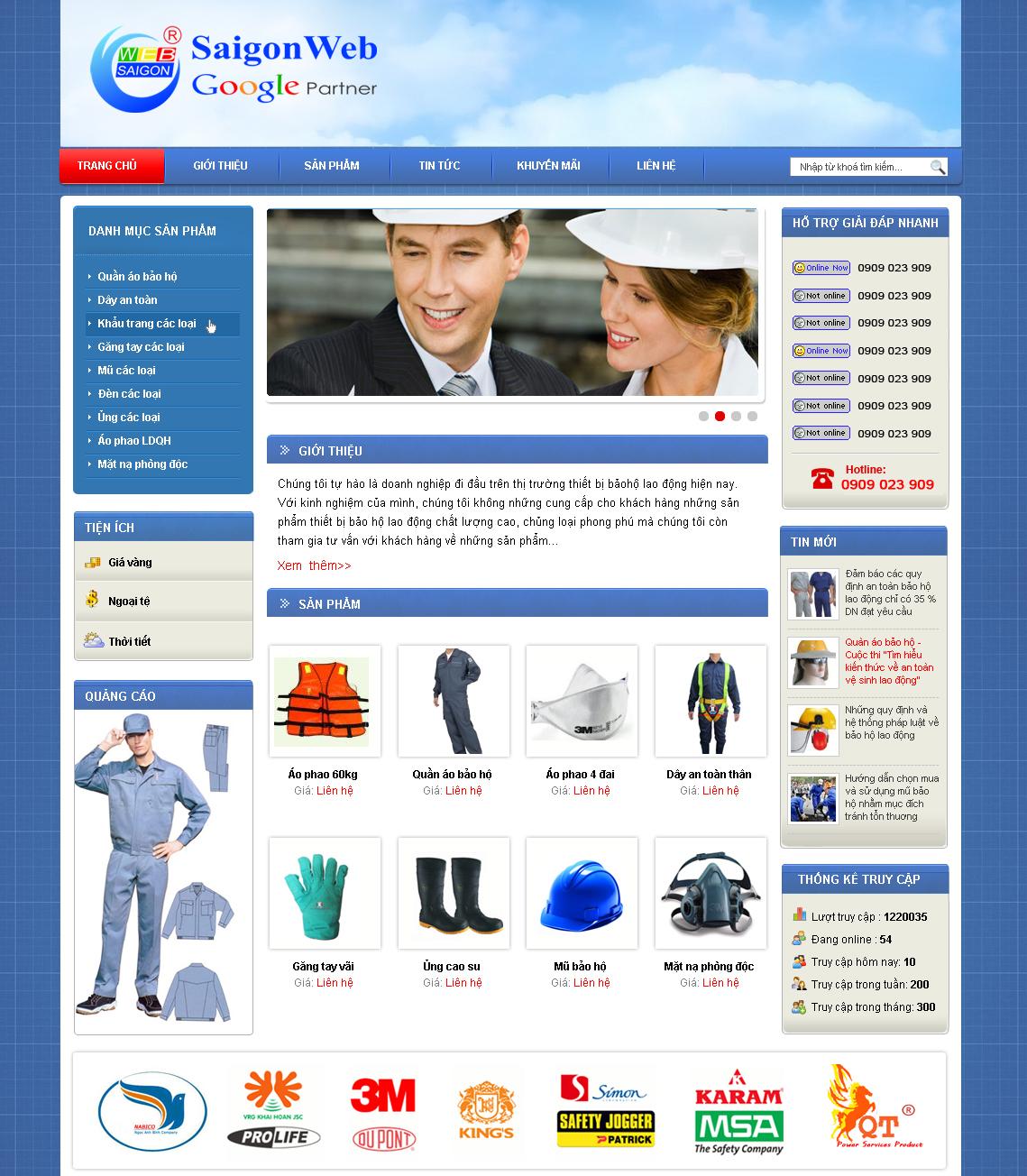 website bán hàng6