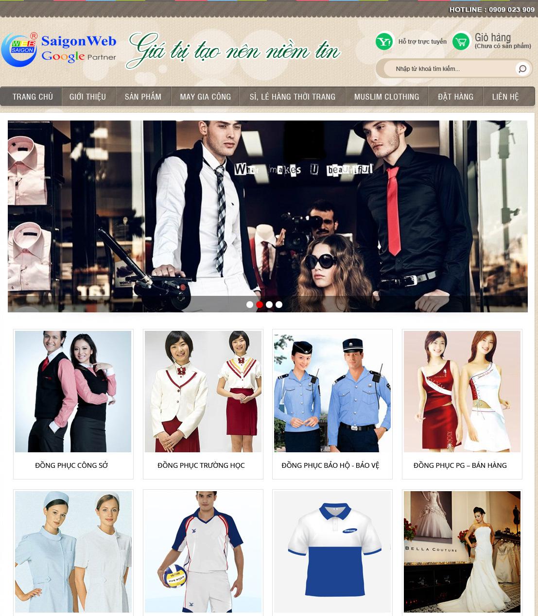 website thời trang11