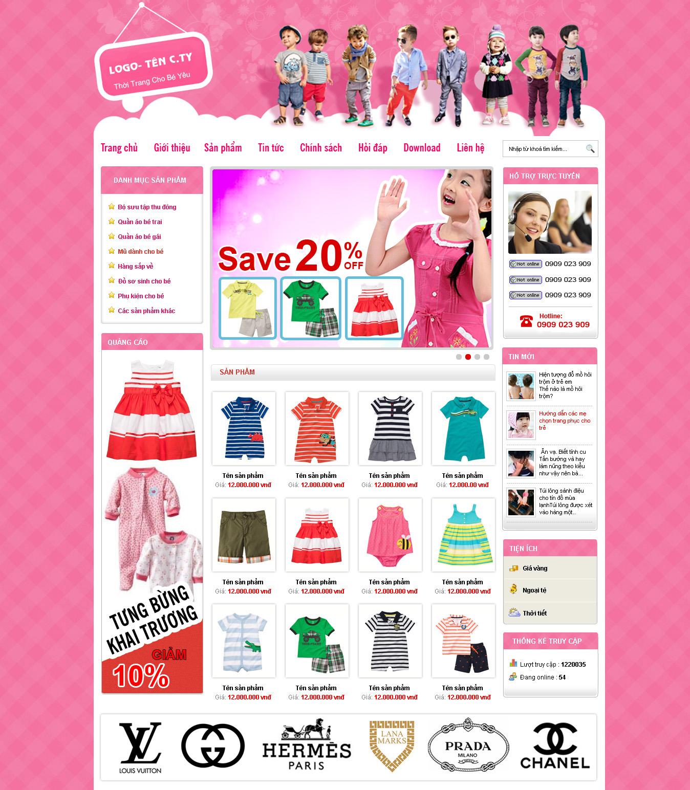 website thời trang17