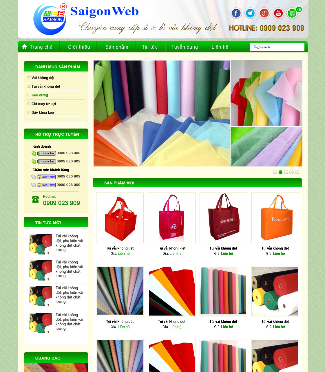 website thời tran8