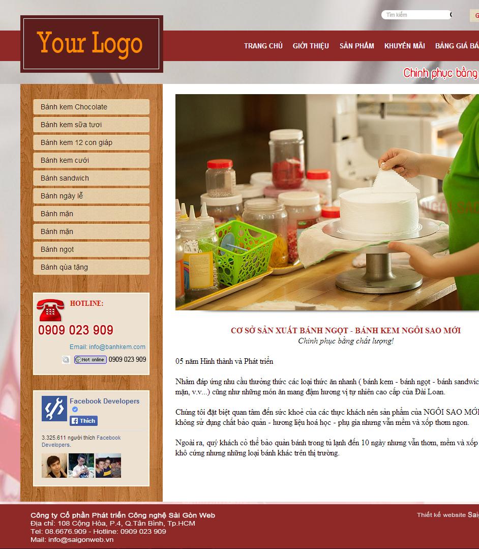 website ẩm thực1
