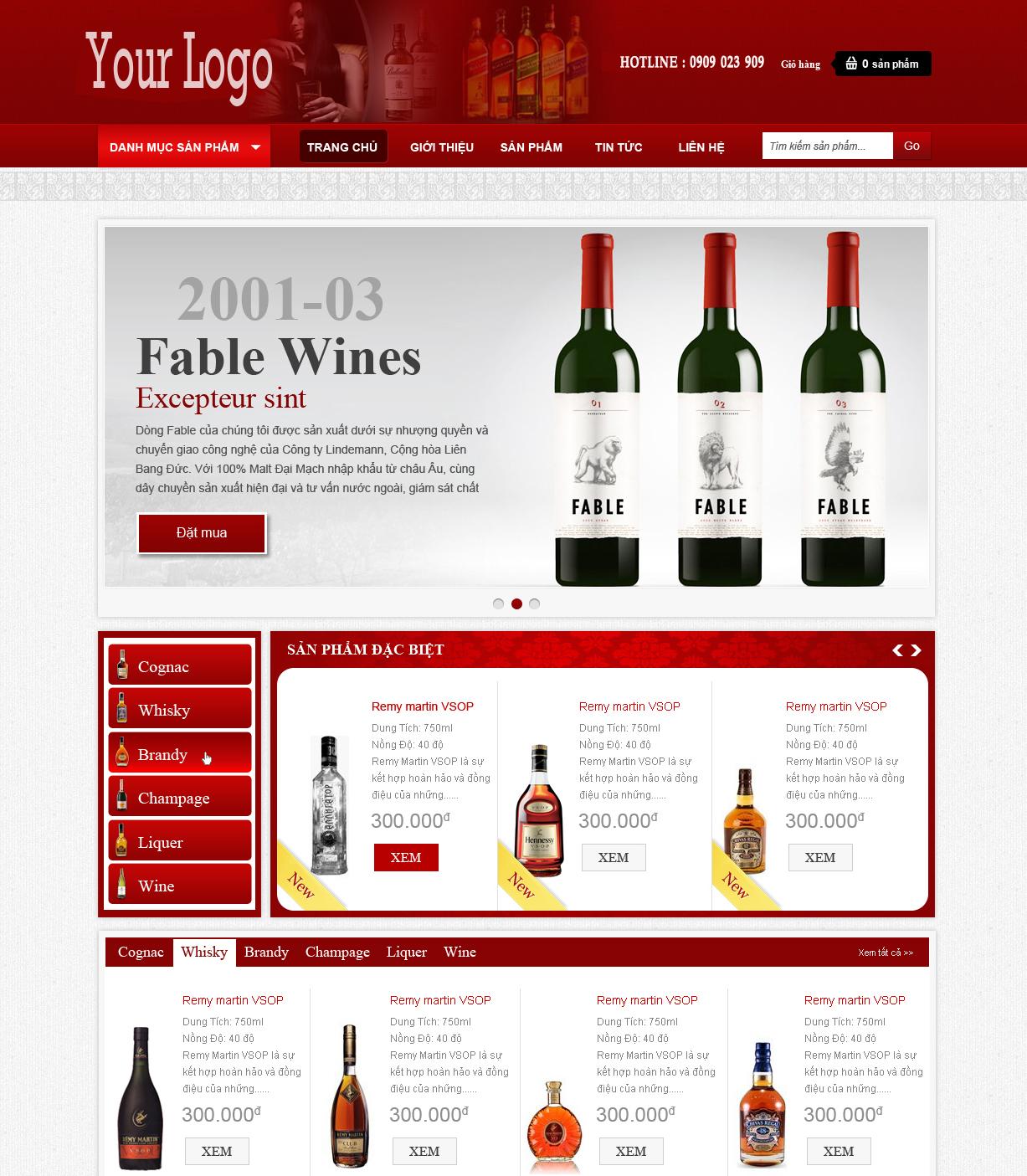 website ẩm thực 12