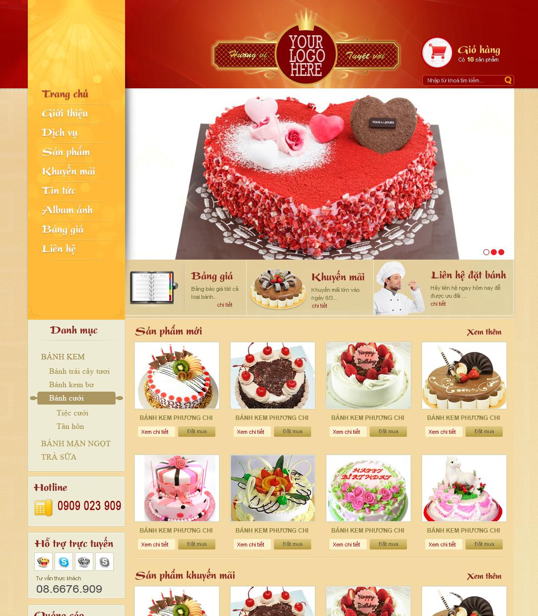website ẩm thực3