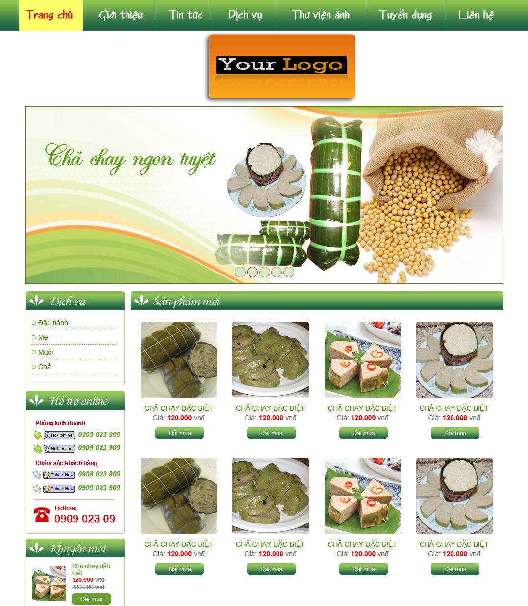 website ẩm thực5