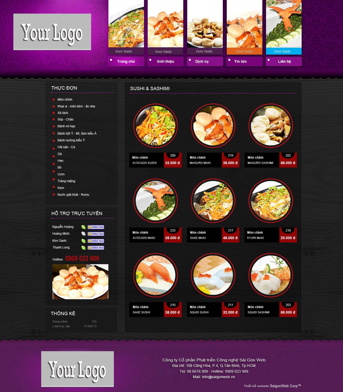 website ẩm thực8