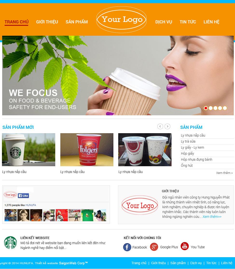 website bán hàng10