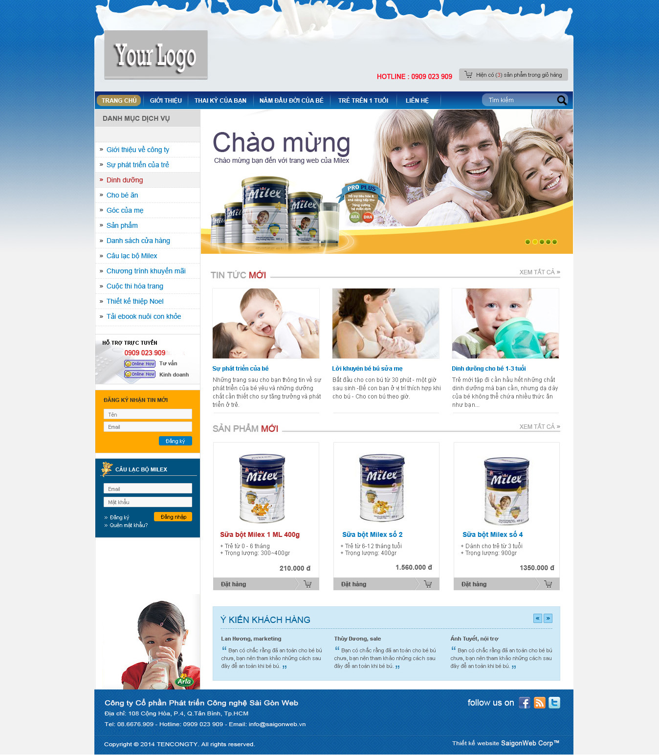 website bán hàng11