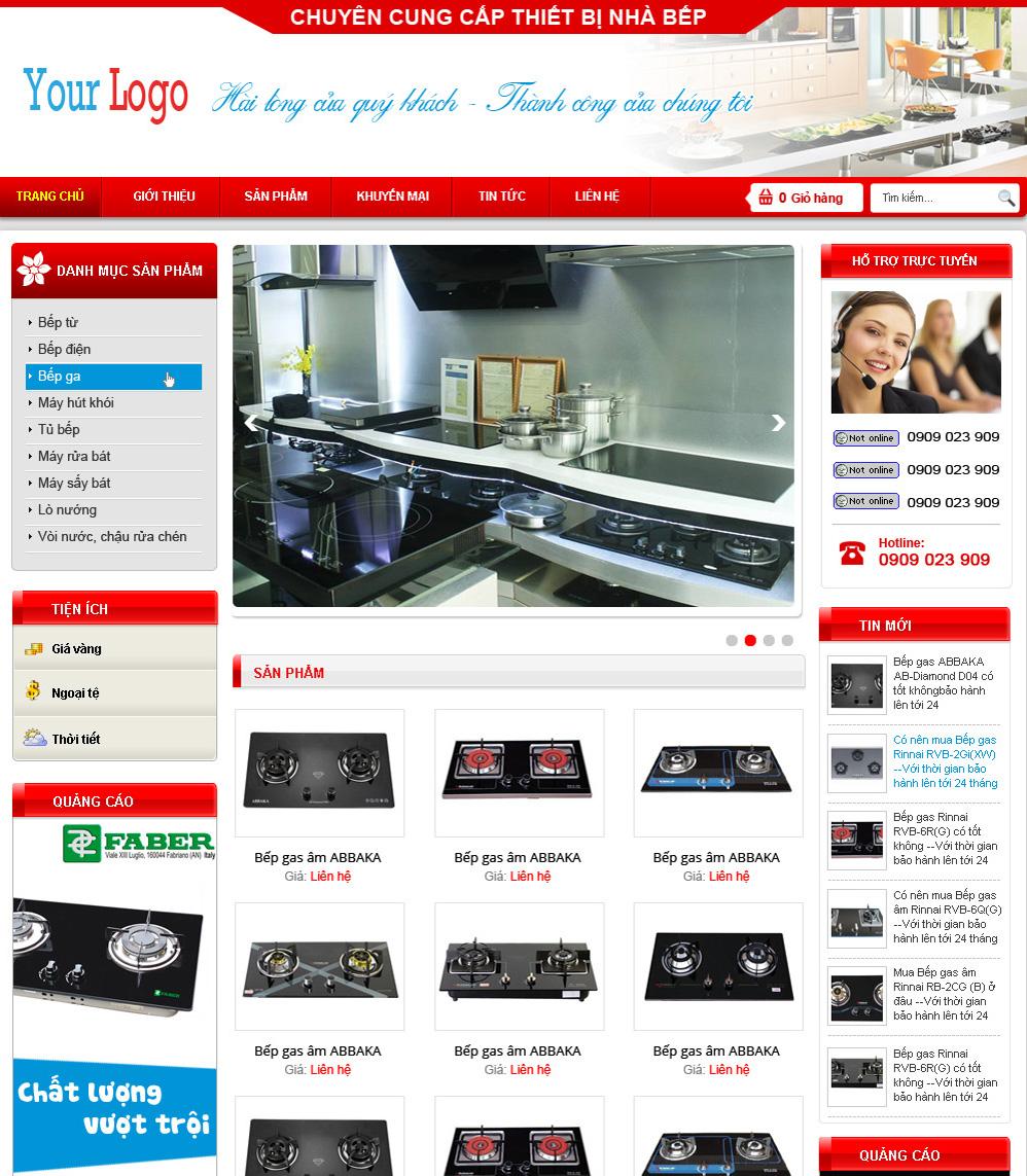 website bán hàng13