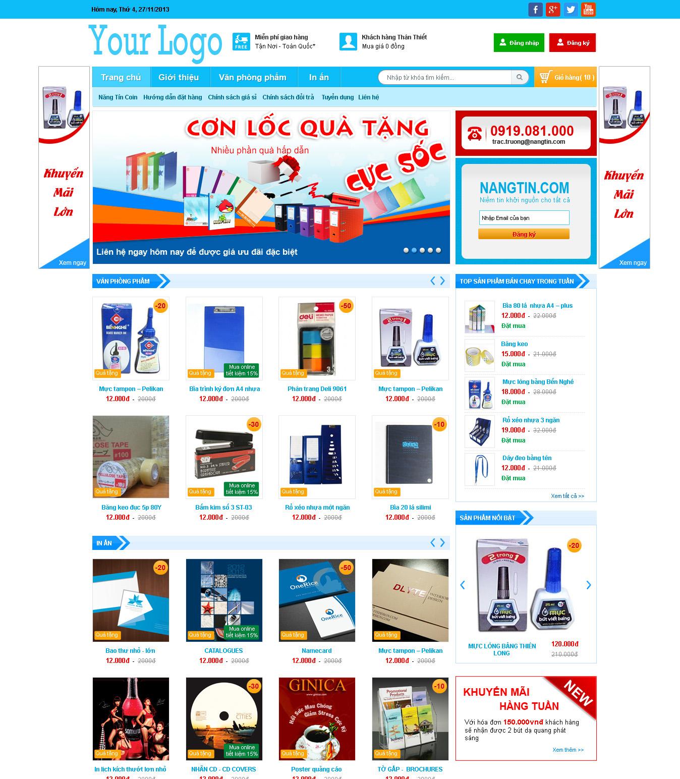 website bán hàng14