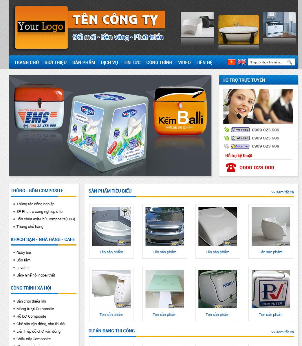 website bán hàng24