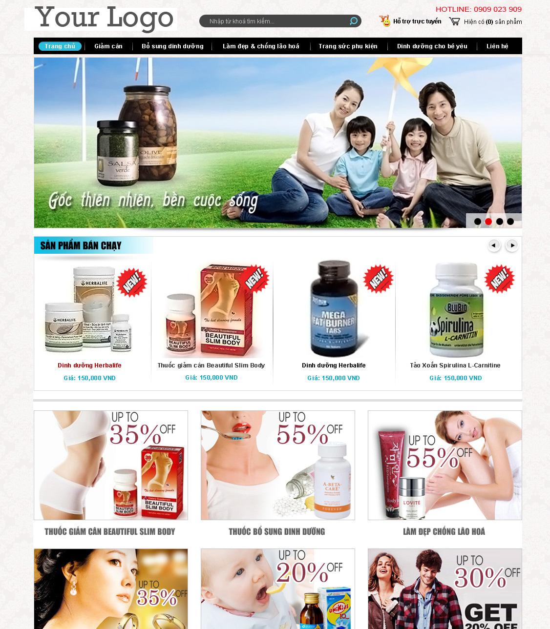 website bán hàng27