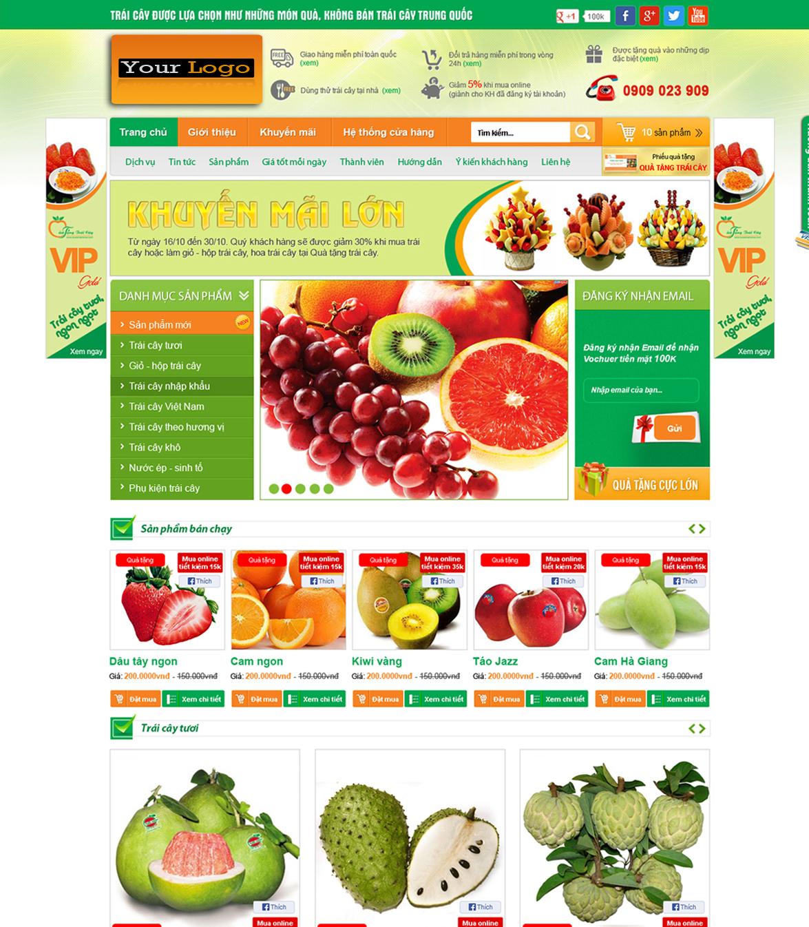 website bán hàng29