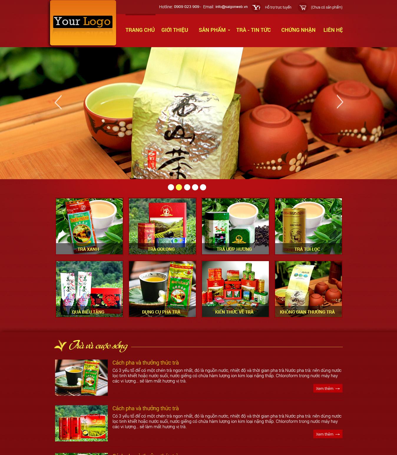website bán hàng30