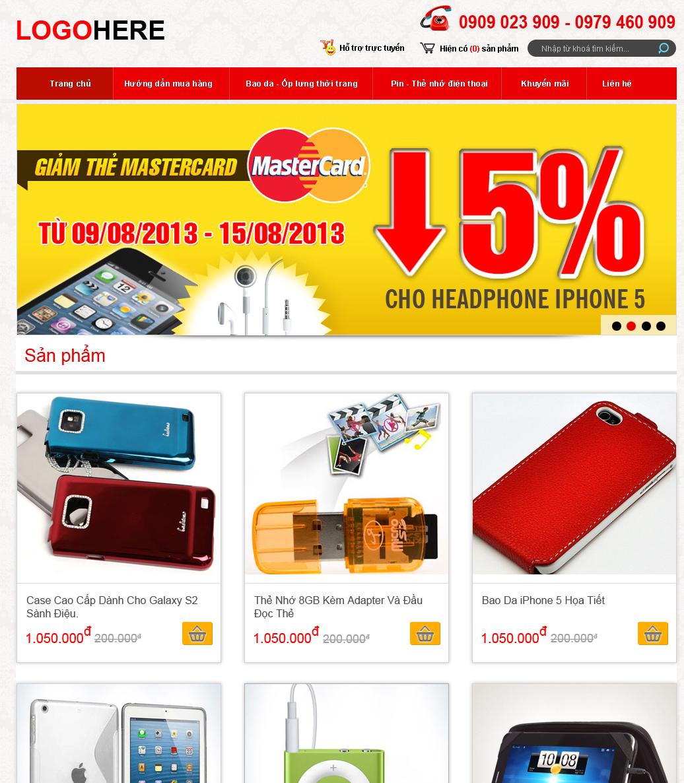 website bán hàng5