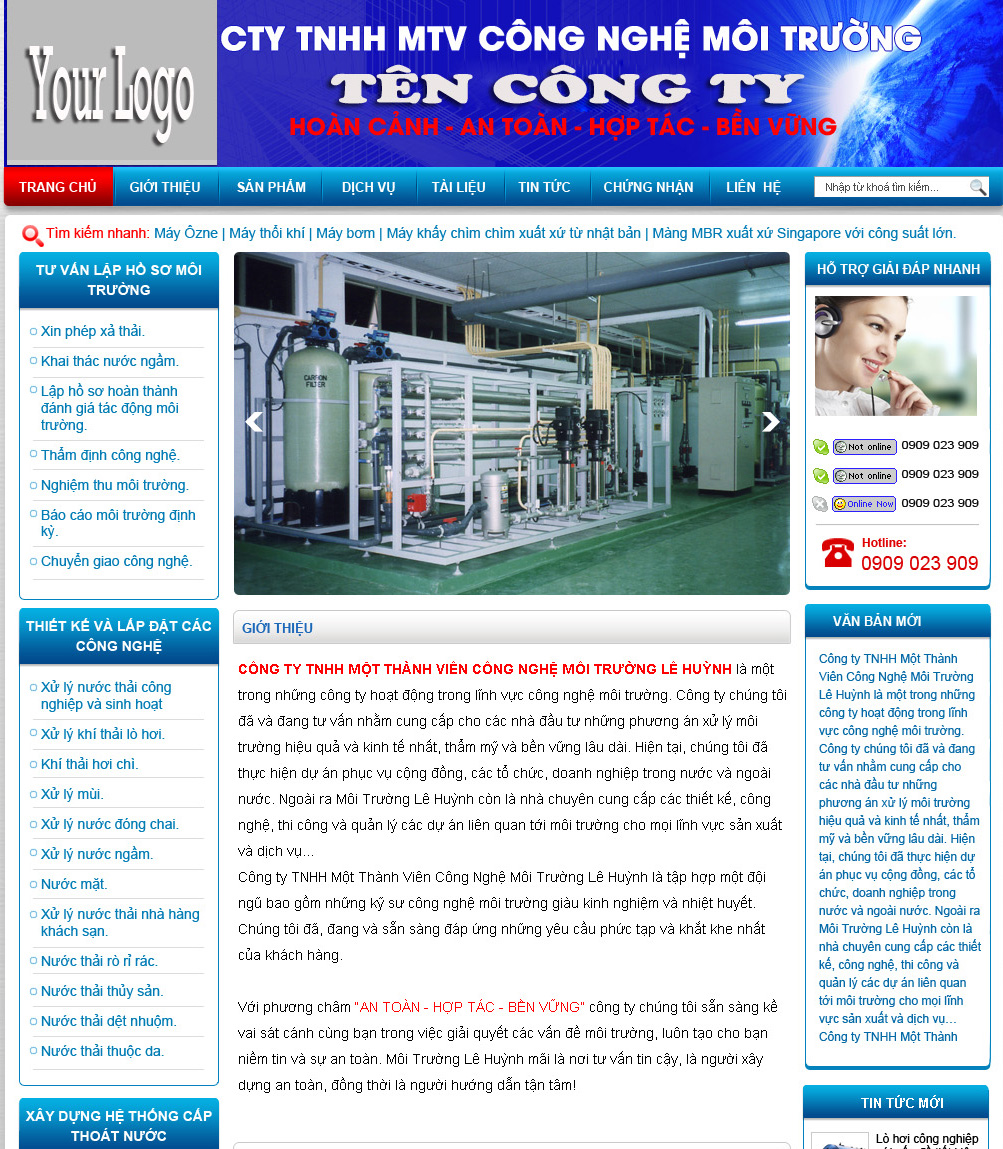 website cơ khí2