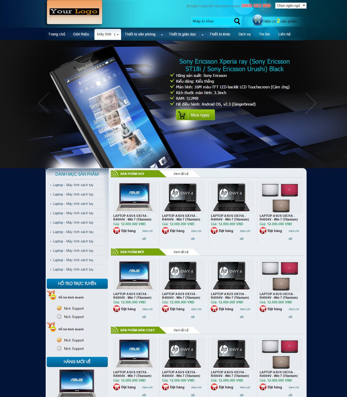 website điện máy11