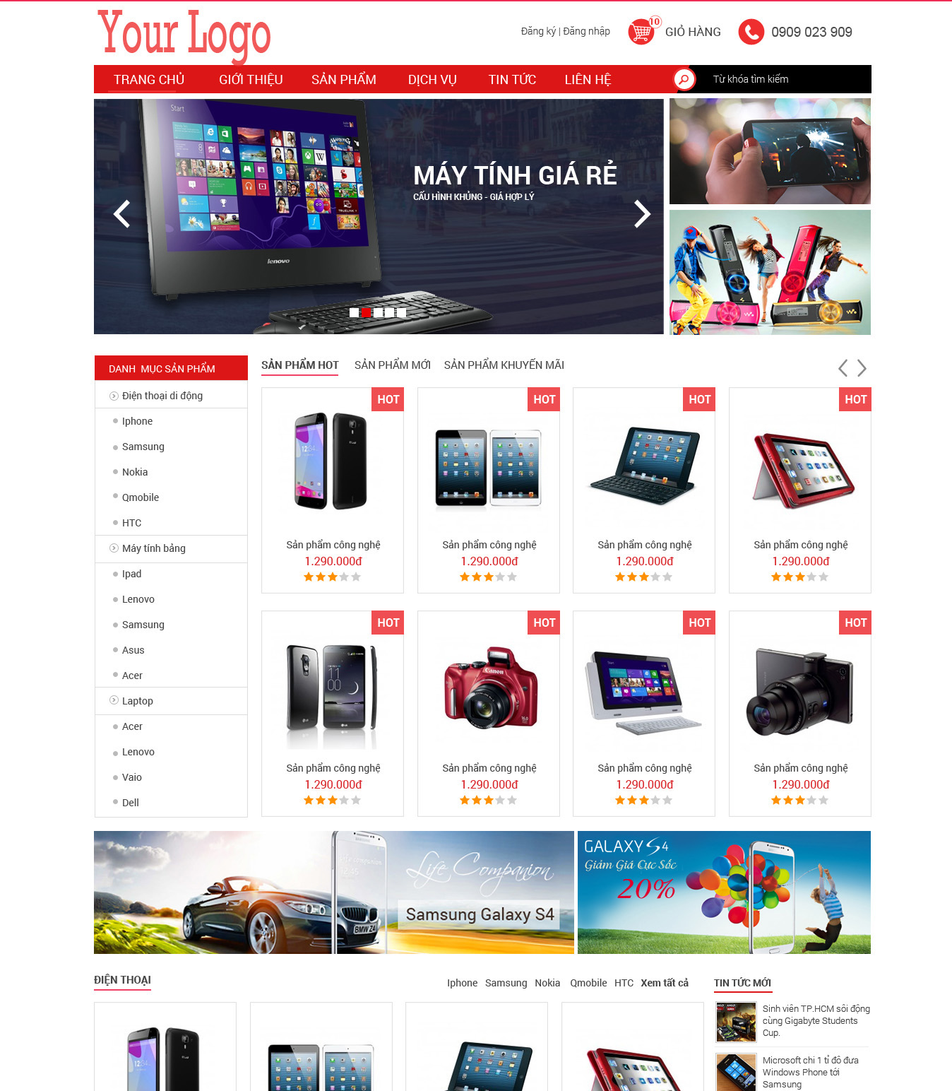website điện máy4