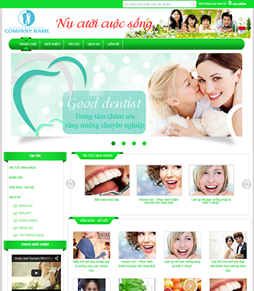 website dịch vụ35