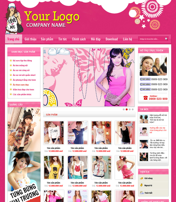 website thời trang19